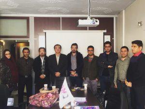 کلاس آمورش نت برنامه ریزی شده تهران